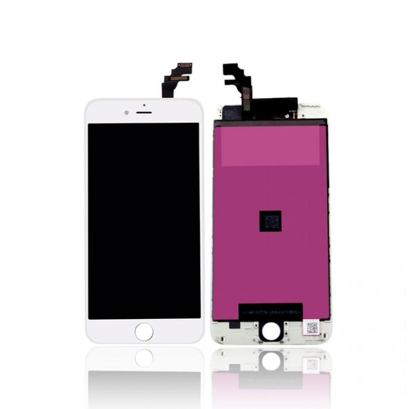 (Premium Quality) LCD Display Touch Screen Digitizer For iPhone 6 Plus White 1
