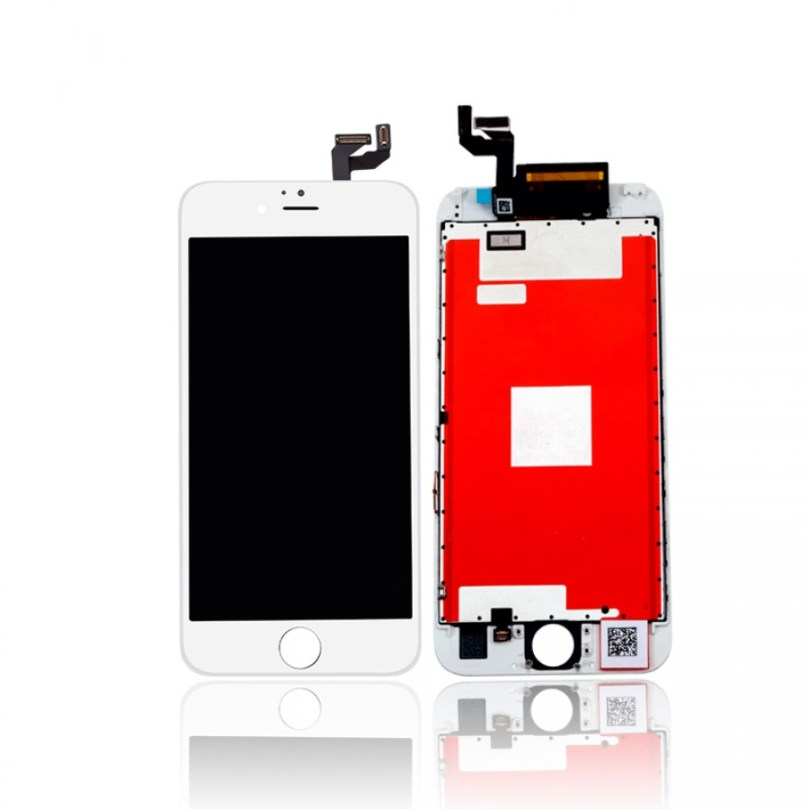 (Premium Quality) LCD Touch Screen Digitizer Part White For iPhone 6S 1
