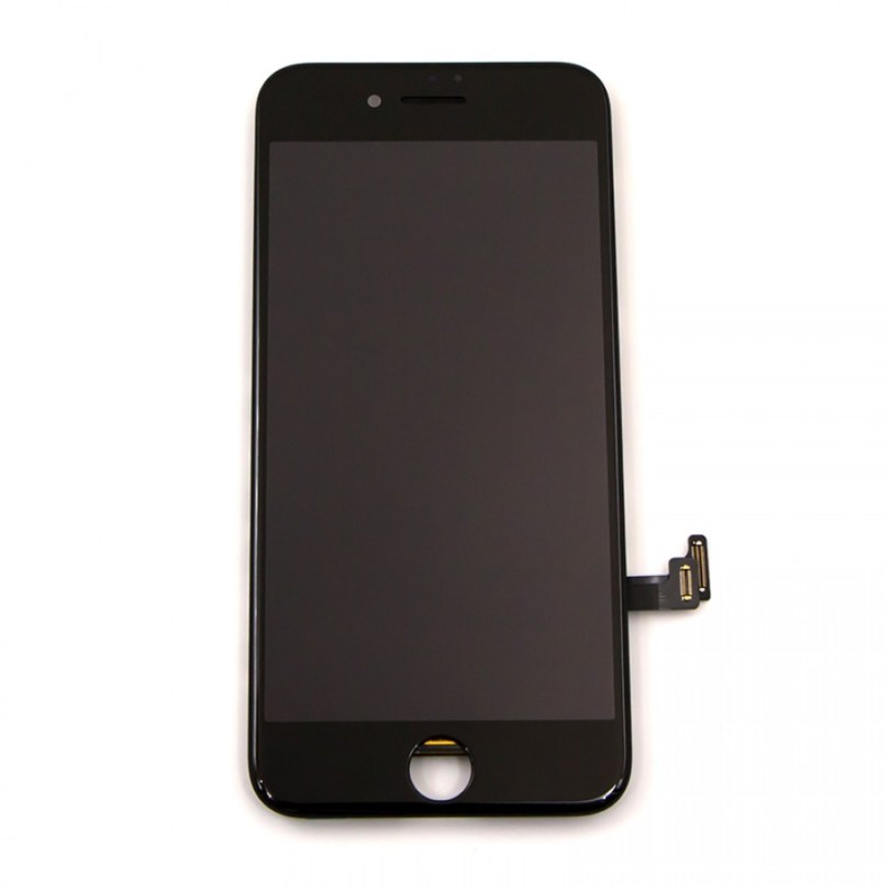 (Premium Plus Quality) Black LCD Display Touch Digitizer Screen for iPhone 7 2