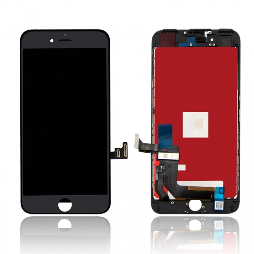 (Premium Plus Quality) LCD Display Touch Digitizer Screen Black for iPhone 7 Plus 1