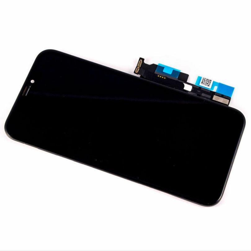 Liquid Display LCD with Force Touch Digitizer Screen Panel Frame for iPhone XR 5