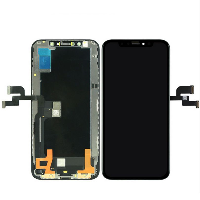 Soft OLED Display LCD Force Touch Screen Digitizer Assembly For iPhone XS 1