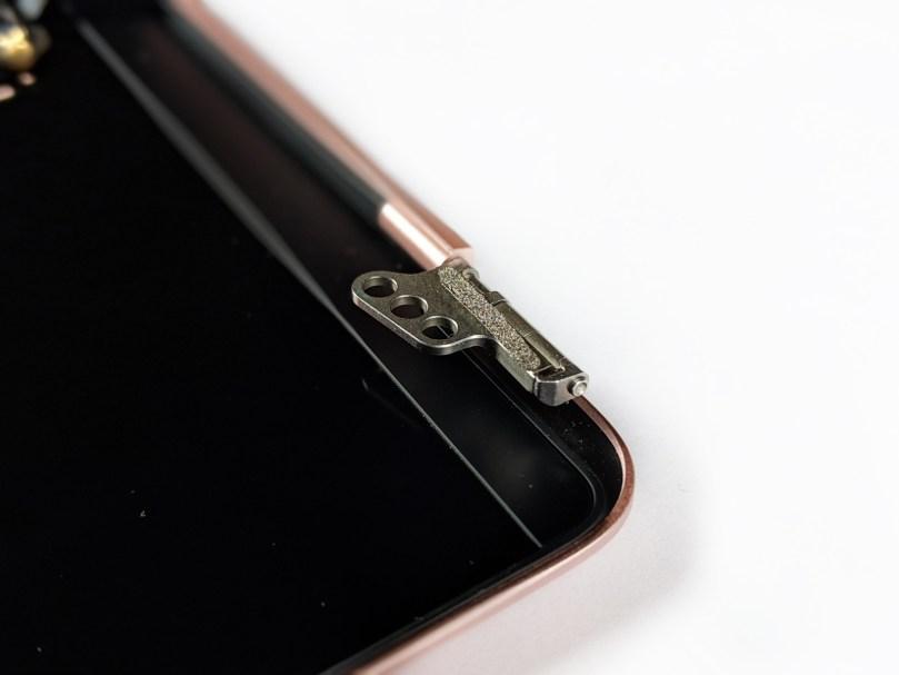 """MacBook 12"""" Retina (2015) Retina Display Assembly Rose Gold 5"""