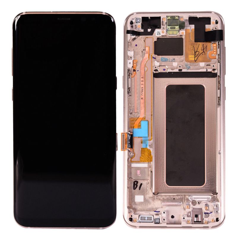 Galaxy S8 Plus Screen Repair Service All In One Parts and Service Included 5