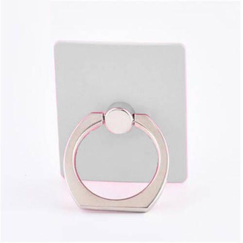 Universal Phone Holder Ring Kickstand SILVER 1