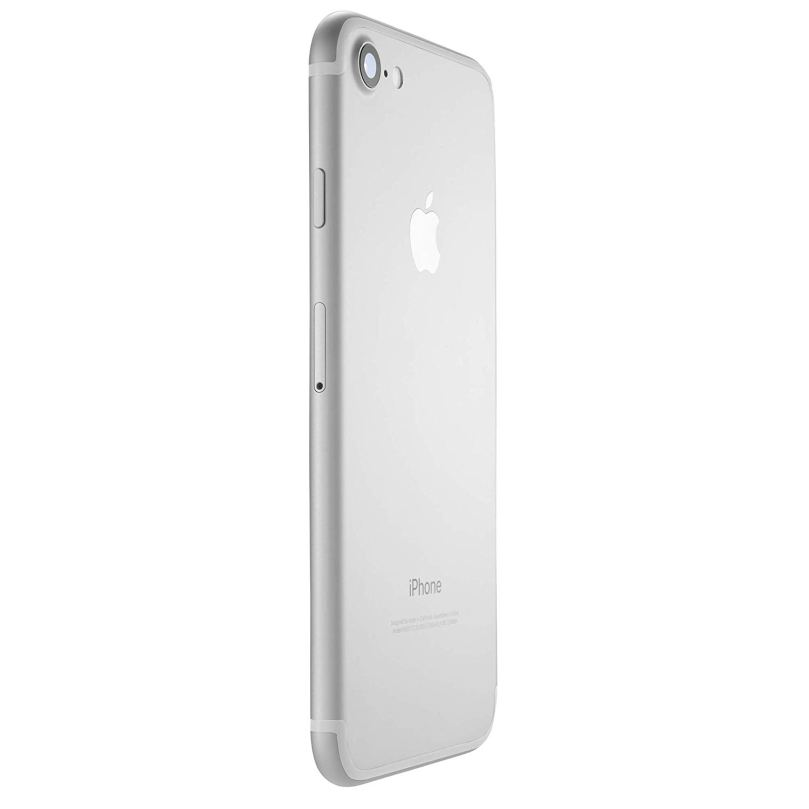 iPhone 7 - 32GB Fully Unlocked - Silver (Renewed) 3