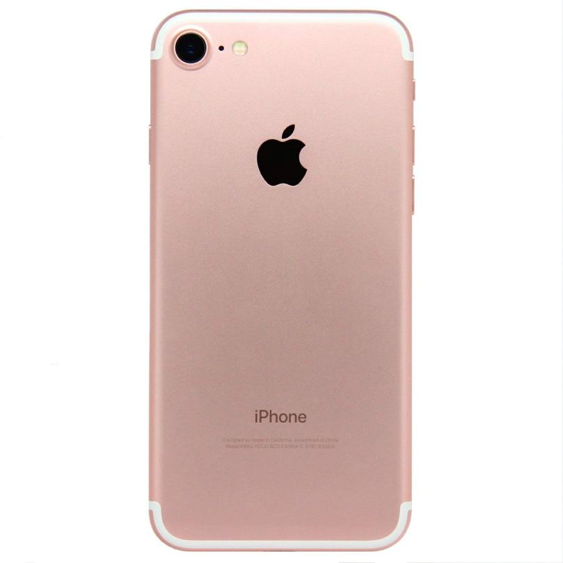 iPhone 7 - 128GB Fully Unlocked - Rose Gold (Renewed) 2