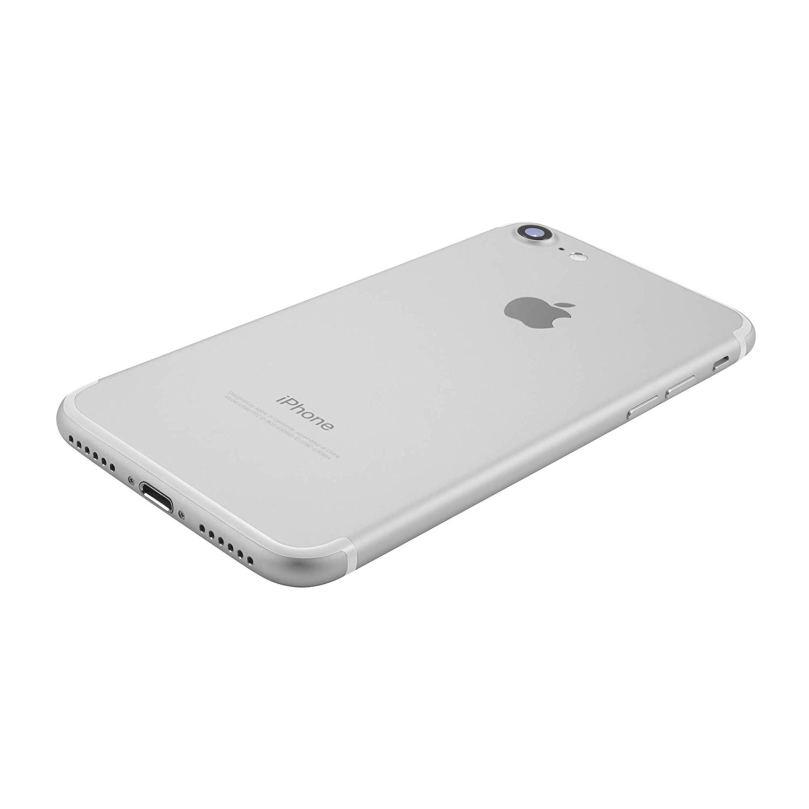 iPhone 7 - 256GB Fully Unlocked - Silver (Renewed) 2