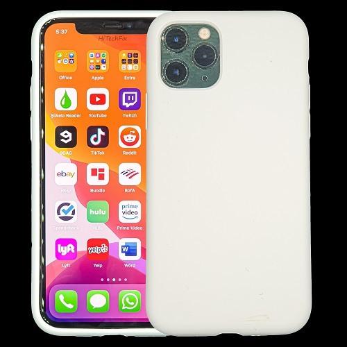 IPHONE-11-PRO-CASE-SILICONE-WHITE-0