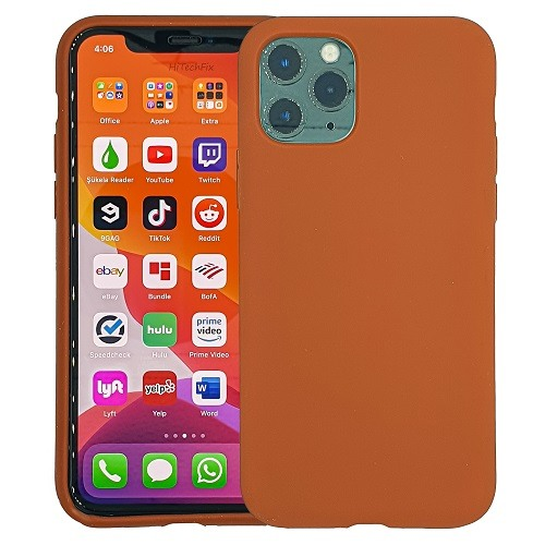 IPHONE-11-PRO-CASE-SILICONE-BROWN-0