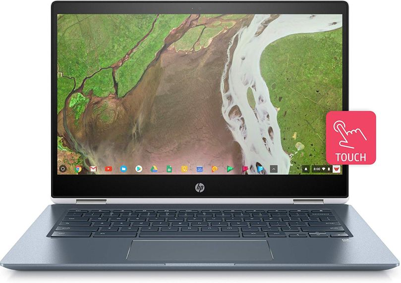 HP Chromebook x360 14-da0011dx (Renewed) 1