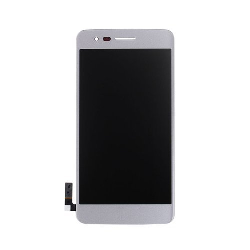 Silver LCD Display Touch Screen Digitizer For LG Aristo M210 MS210  K8 2017 1