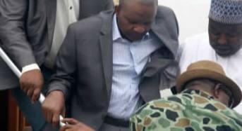 Gov. Suntai Returns To Nigeria