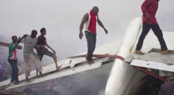 Dana, Aviation Authorities, Responsible for Crash