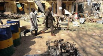 Military Imposes Curfew In Yobe