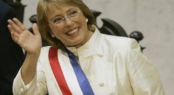 Patience Jonathan Congratulates Chilian President Elect