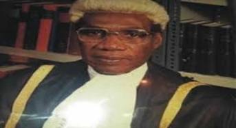 Retired Justice Saidu Kawu Dies At 85