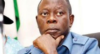 Oshiomhole Accuses FG of Illegal Deductions From Federation Account