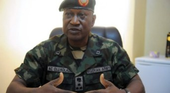 Military Redeploys Commander Over Near Mutiny In Maiduguri