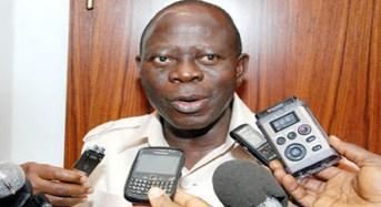 Gov Oshiomhole Orders Demolition Of Kidnappers Den