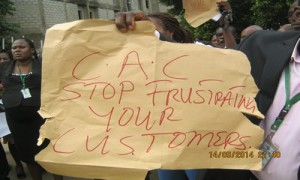 CAC protest 1