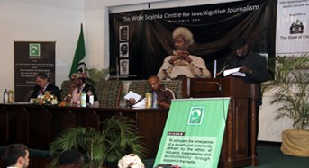 Balogun, Fowler, Agbaje To Attend Wole Soyinka Media Lecture