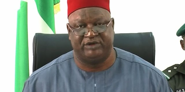 Secretary to the Government of the Federation, SGF, Pius Anyim