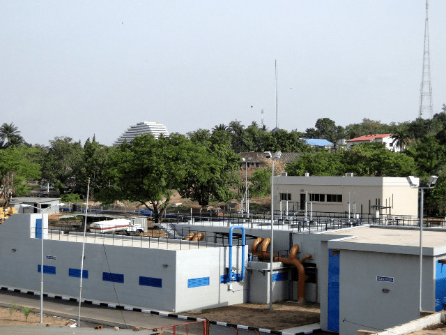 The multi billion naira Greater Makurdi Waterworks