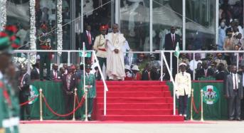 Muhammadu Buhari Sworn In As Nigerian President