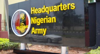 Amnesty International Uncooperative, Nigerian Army Says