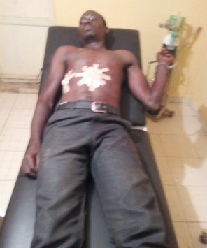 One of the suspected-last year Gombe bomber arrested by troops