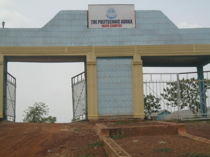 The Polytechnic, formerly Sunday Adokpela Polytechnic where illegal degree programmes were allegedly offered