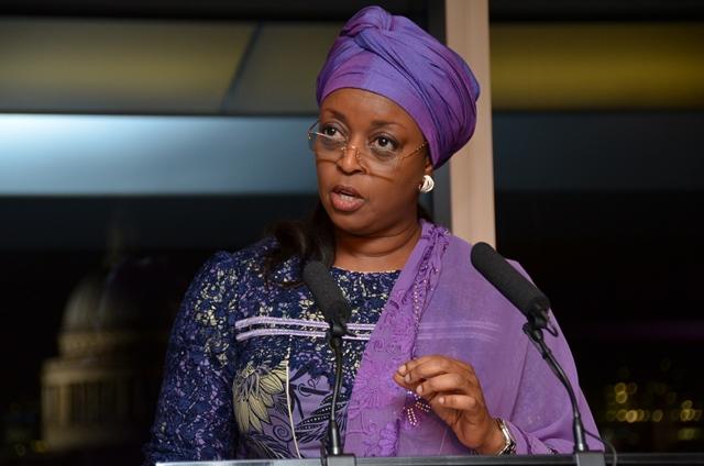 Former Petroleum minister, Diezani Alison Madueke