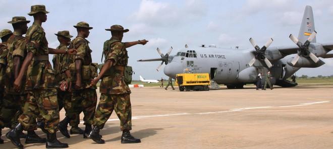 US troops fight Boko Haram in Nigeria