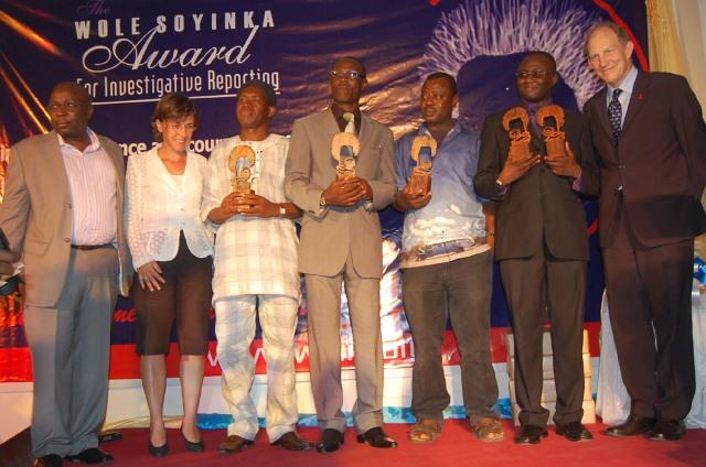 Wole Soyinka Investigative Journalism Award