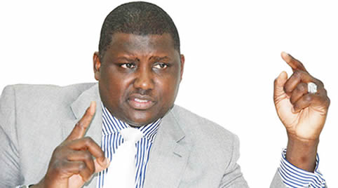 EFCC Declares Ex-Pension Task Team Boss, Abdulrasheed Maina Wanted (November 2, 2015)