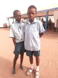 Chonfilawos Danladi and Luku John