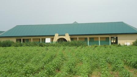 Completed Almajiri school in Old Kutunku, Gwagwalada