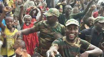 Nigerian Army Distances Self From Solidarity Rallies
