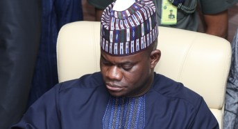 Kogi Governor Squandered N260 Million Security Vote First Week In Office
