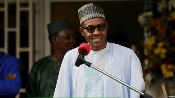 President Buharii