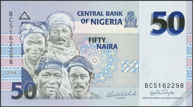 The Life And Times Of The Woman On The Fifty Naira Note