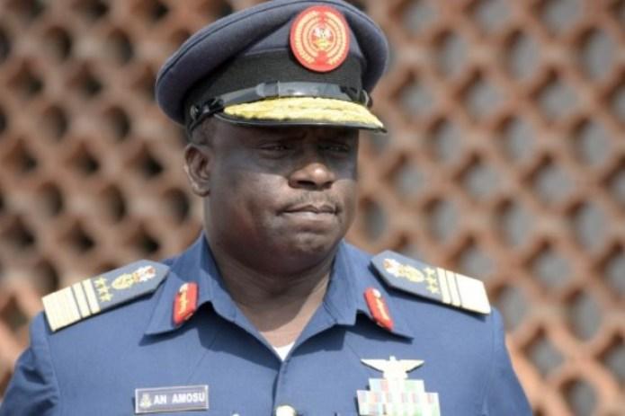 Former CAS, Adesola Amosu