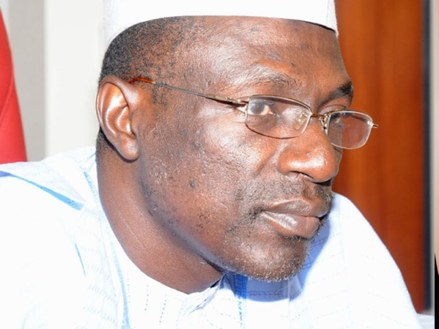 PDP Caretaker Chairman, Ahmed Makarfi