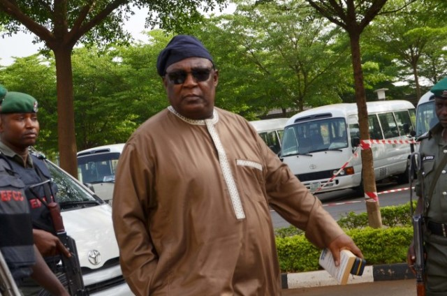 Former Chief of Defence Staff, Alex Badeh