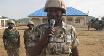 Buratai Has Inspired Soldiers To Defeat Boko Haram – Says GOC, 7 Div
