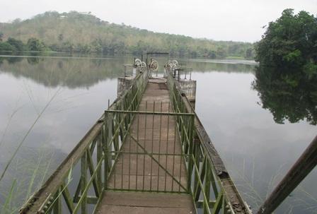 Eleiyele Reservoir. Pix by Tobenna Okoye