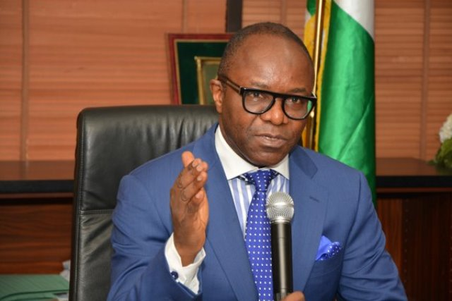 Minister of State, Petroleum, Ibe Kachikwu