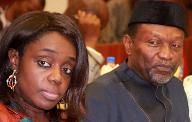 Kemi Adeosun and Udo-Udoma