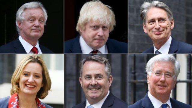 Britain new cabinet